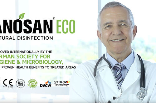 ANOSAN ECO® Natural Vehicle Disinfection - Certifications